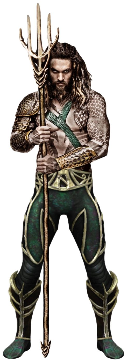PNG Aquaman (Batman V Superman, Justice League, Liga da Justiça) - PNG World