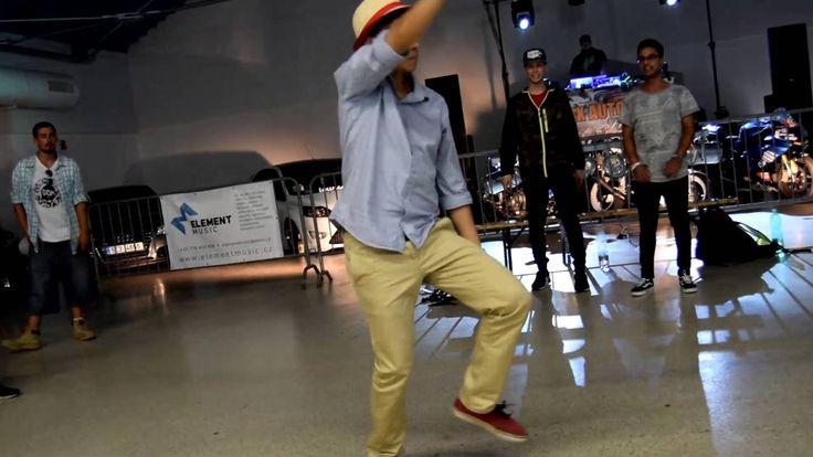 R!NG battle 8 HIP HOP Showcase Judges