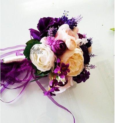 Gelinliğinizi tamamlayacak çiçekli gelin buketleri ve taçları SÜSLÜ COLLECTİON'da.  Bizimle iletişime geçin whatsapp: 0538 550 38 73 #gelin #buketi