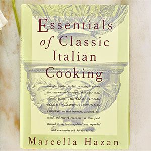 The Best Italian Cookbooks | Essentials of Classic Italian Cooking | CookingLight.com