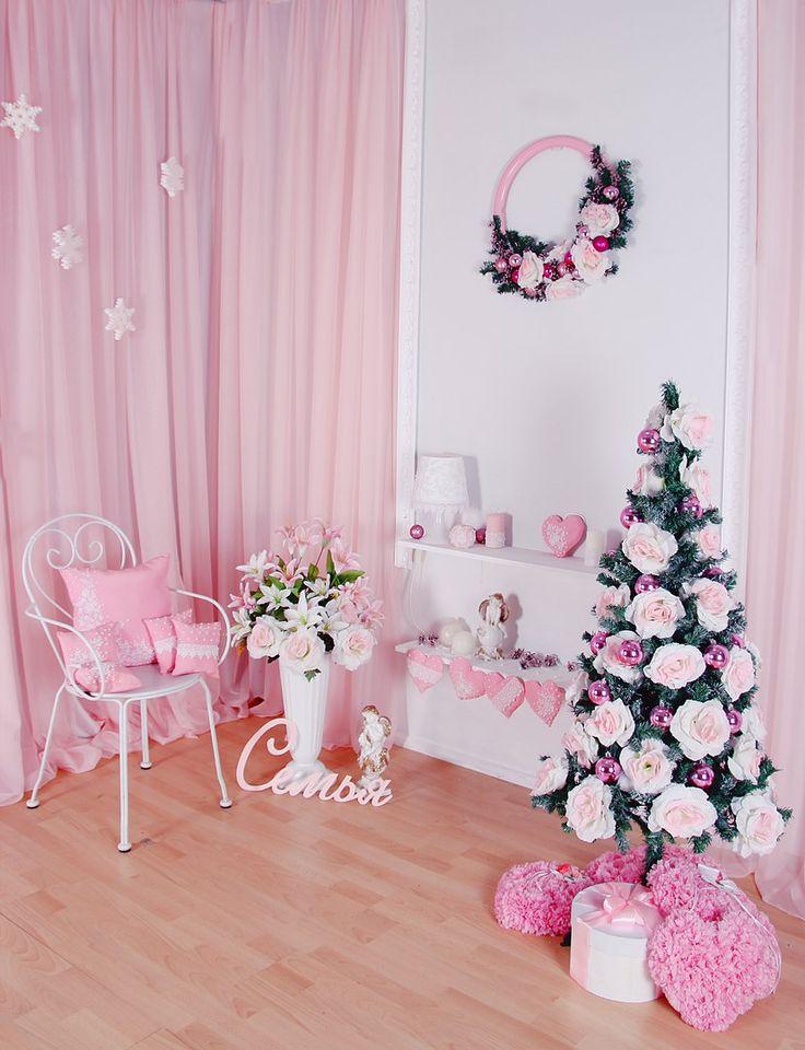 Фотостудии для розовой свадьбы