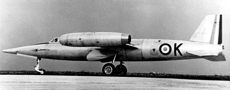 Trident . featured in the book X Planes of Europe. More info at : http://www.amazon.com/X-Planes-Europe-Research-Aircraft-1947-1974/dp/190210921X/