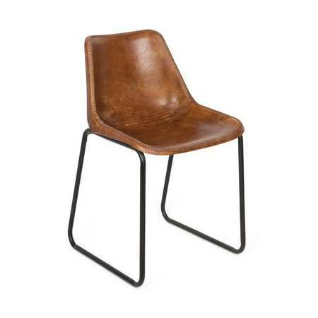 Tan Leather Dining Chairs Melbourne Contemporary Kids Table And Vintage Aged Chair Tables Coffee Base