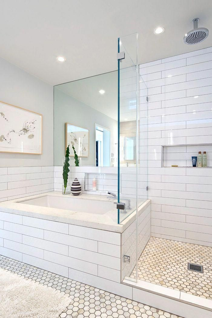 Bathroomideas Modern Farmhouse Bathroom Bathroom Remodel Master Bathrooms Remodel