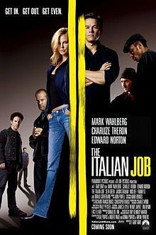 Adaptation télé pour Braquage à l'italienne
