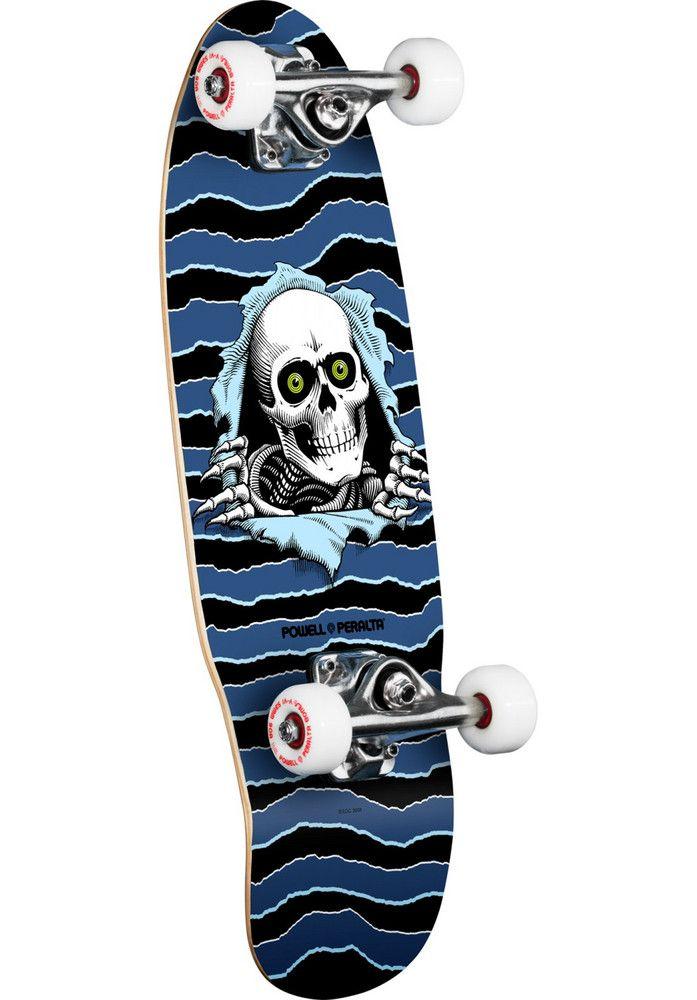 Powell-Peralta Micro-Mini-Ripper - titus-shop.com  #CruiserComplete #Skateboard #titus #titusskateshop