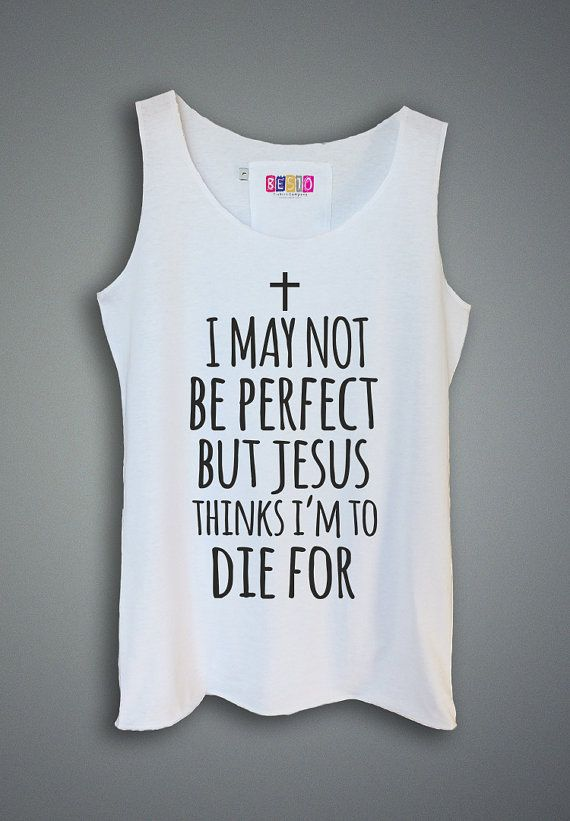 Womens Tank Top. Jesus Shirt. Ladies Tank Sleeveless. by Bes10