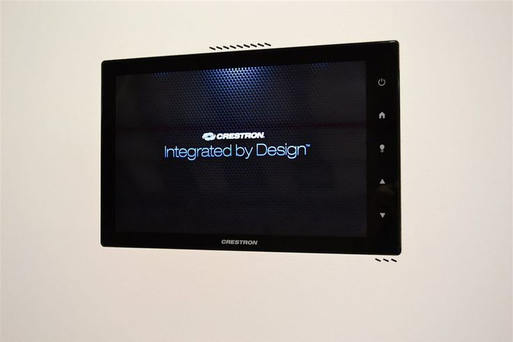 "Crestron TSW-1050 10""touch screen comes with edge-to-edge glass and advanced HD Smart Graphics. The touch screen provides handy user-interface for controlling all the technology used in a home, boardroom, classroom, courtroom, or command center.  Wall Design Systems offers Wall-Smart adapter for Crestron 10"" touch screen. Watch a vivid installation guide video on YouTube: https://www.youtube.com/watch?v=Agx_0_56uww"