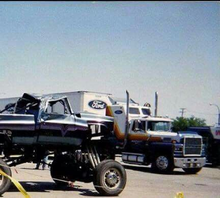 1000 Images About Bigfoot Haulers On Pinterest Chevy