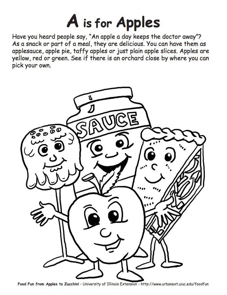 A great, fun way to teach kids about fruits & veggies