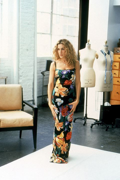 Carrie Bradshaw's 50 Best Looks of All Time
