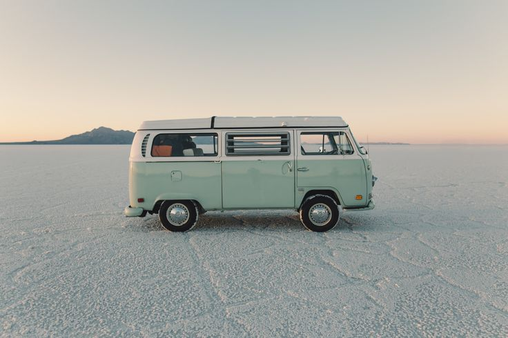 "dominiclstarley: ""Adventure ready. Salt Flats, Utah. """