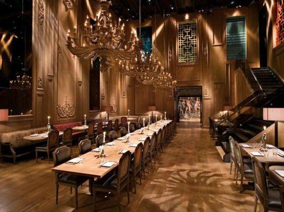 The Carbon Bar Restaurant (Londres, Inglaterra)