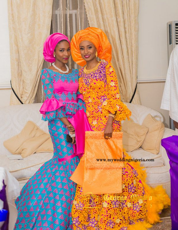 Nigerian Fashion In London