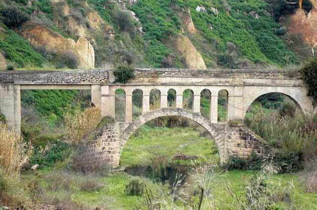 Venetian Old Bridge Asso Lehaio Korinthia