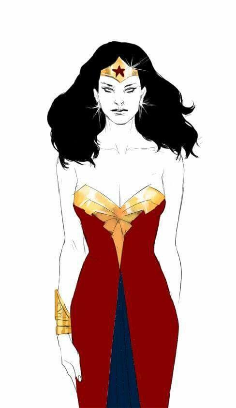 The amazing Wonder Women