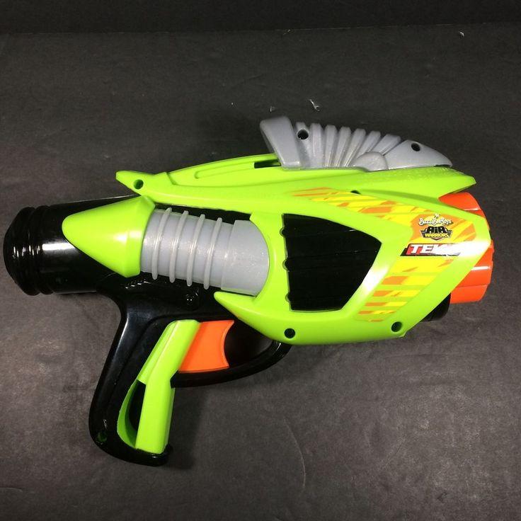 Buzz Bee Toys TEK 6 Air Warriors Soft Dart Gun NO DARTS #BuzzBeeToys