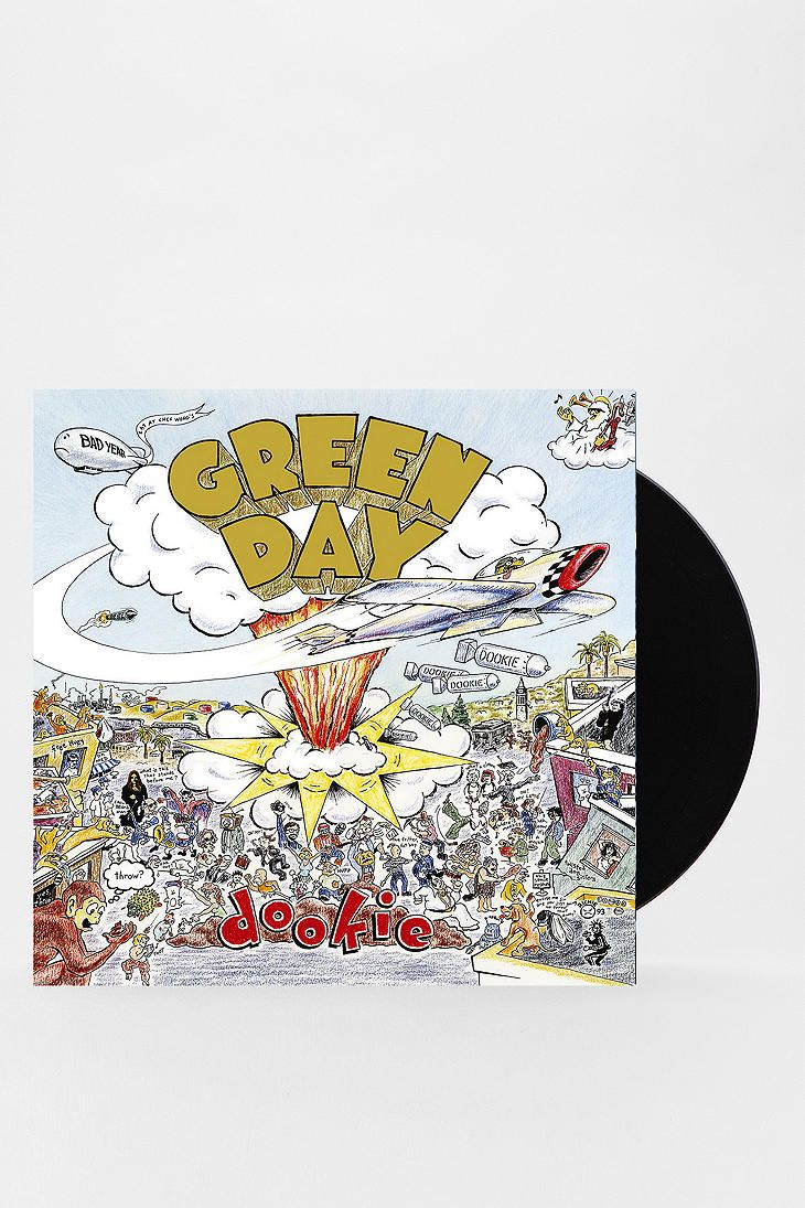 Buy Dookie 180g Vinyl Lp Online At Low Prices In India - Green day dookie lp