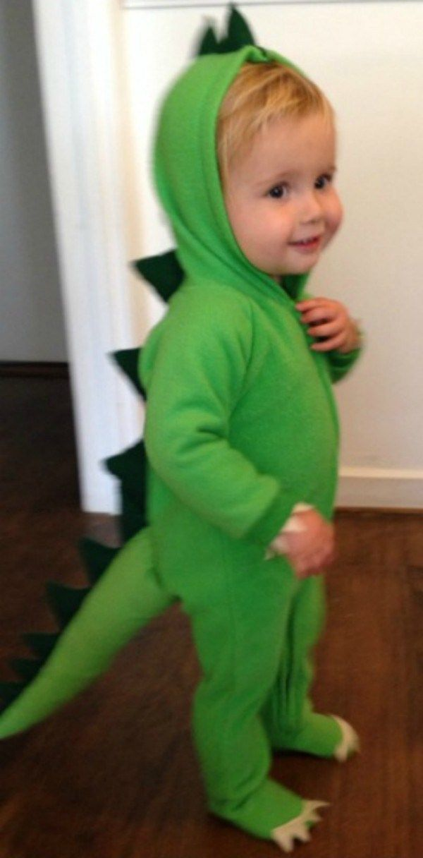 Diy Dinosaur Costume Halloween Pinterest Halloween Costumes