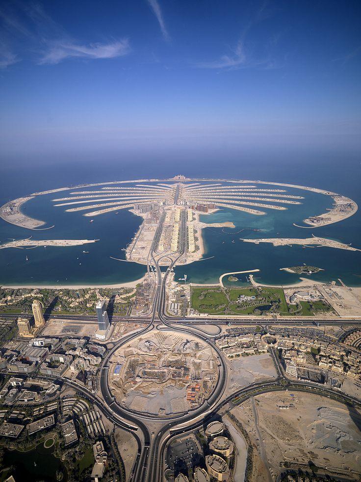The Palm - Jumeirah - Dubai - United Arab Emirates (von Iceberg Production)