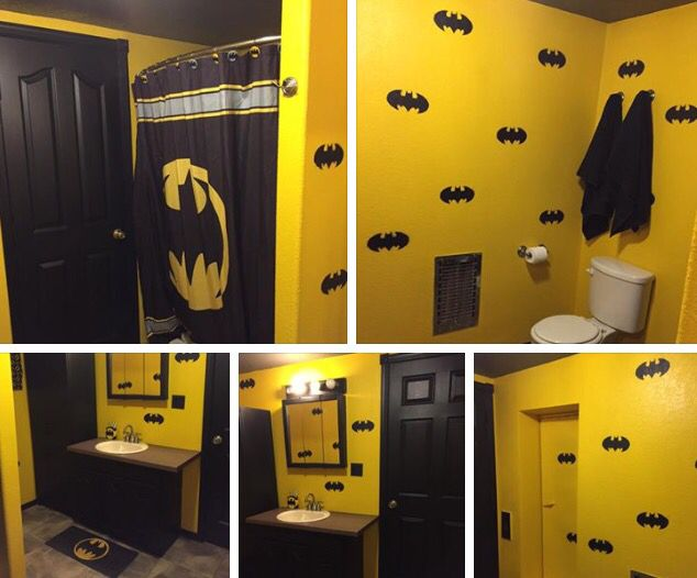 1000 ideas about batman bathroom on pinterest superhero