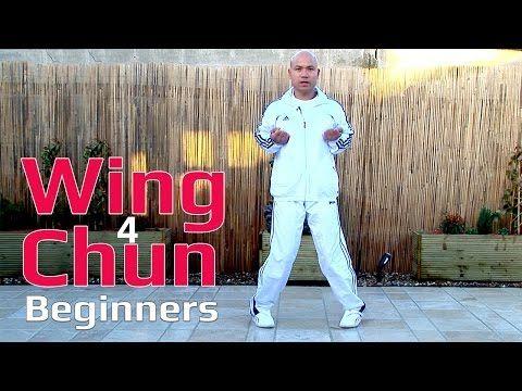 Wing chun for beginners lesson 1 – basic leg exercise - YouTube