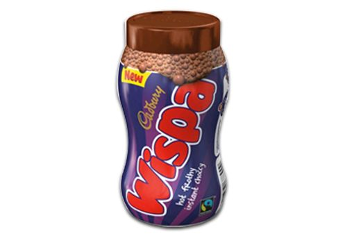 -in USA- Cadbury WISPA Frothy hot chocolate - 246g