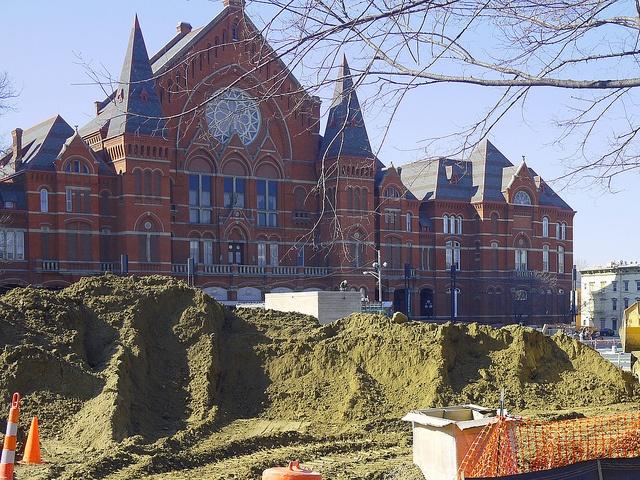 Washington Park Construction