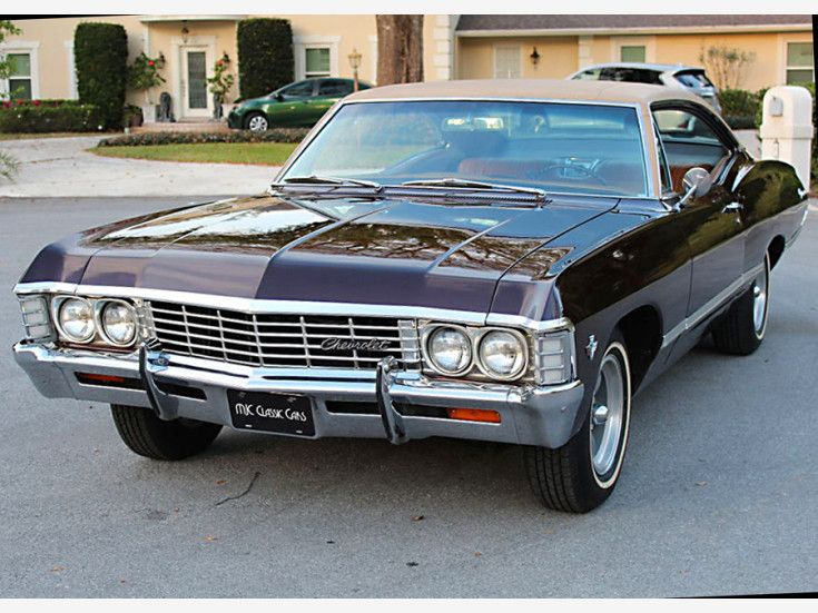 1967 Chevrolet Impala For Sale Near Lakeland Florida 33801