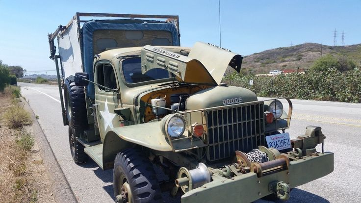 Extremely rare 1966 Dodge Power Wagon vintage truck