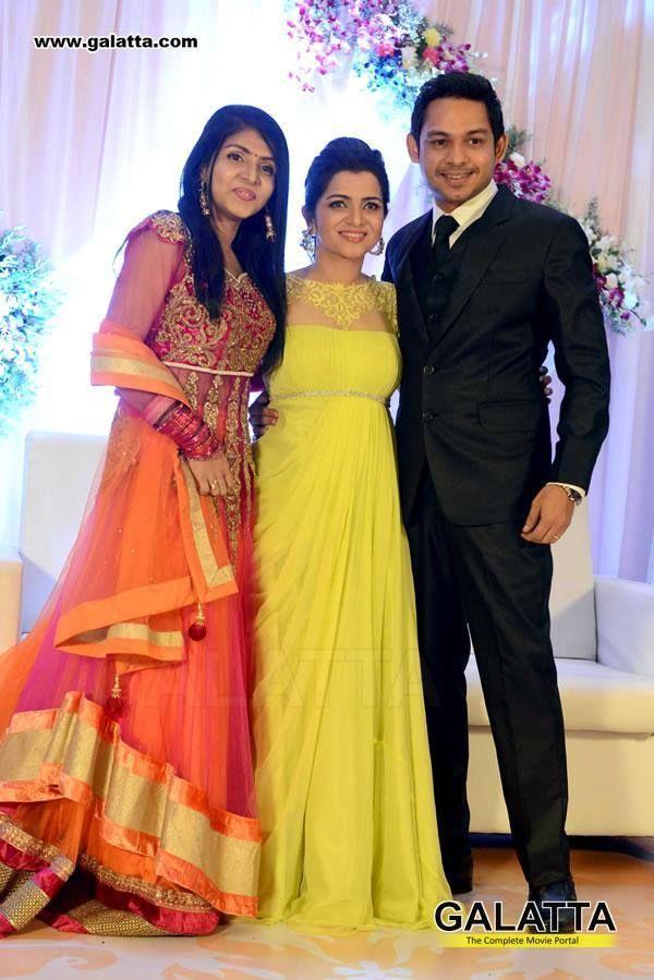 DD Srikanth Wedding Reception