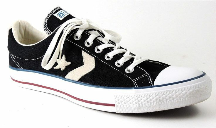 Converse STAR PLAYER 75 Canvas Sneakers Unisex Men's 13 Women's 15 Shoes