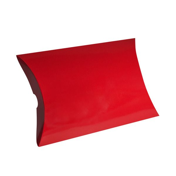 Pillow Pack 2- Large - Gloss Red