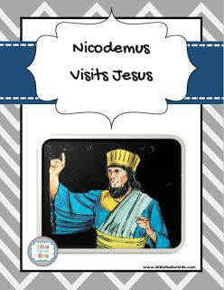 story of nicodemus for preschoolers 365 best images about bible paul acts amp his letters on 899