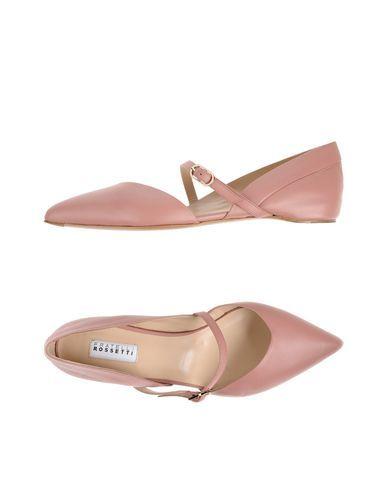 cb743e16f FRATELLI ROSSETTI Women's Ballet flats Pastel pink 10.5 US ...
