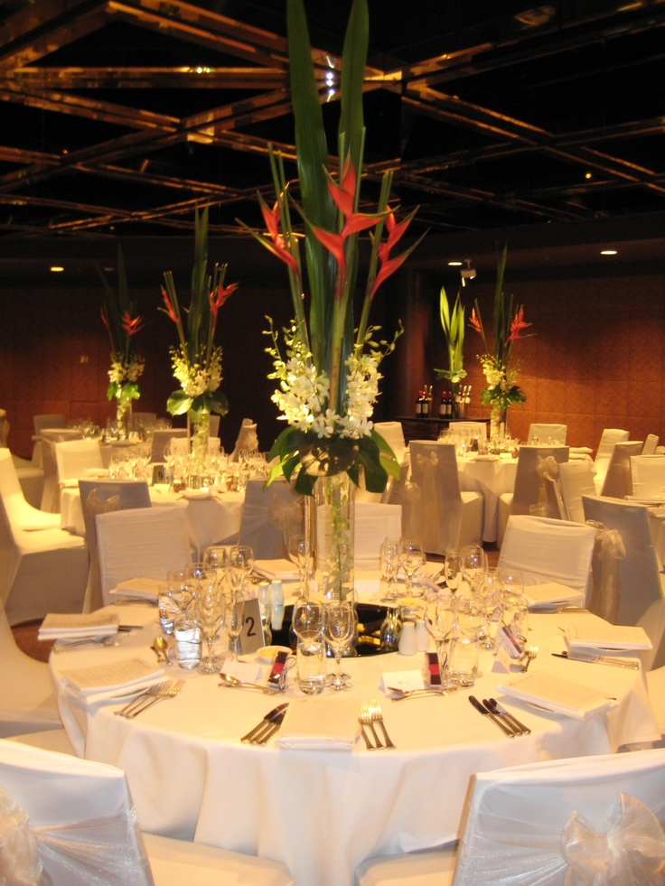 19 best world of weddings ballroom intercontinental adelaide intercontinental adelaide ballroom tropical centrepiece tropical centerpieces40th birthdayballroomsdiy weddingwedding stufftropical junglespirit Gallery