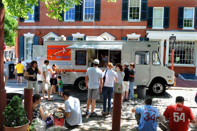 Philadelphia Food Truck Finder.  Ummm, CHEA!