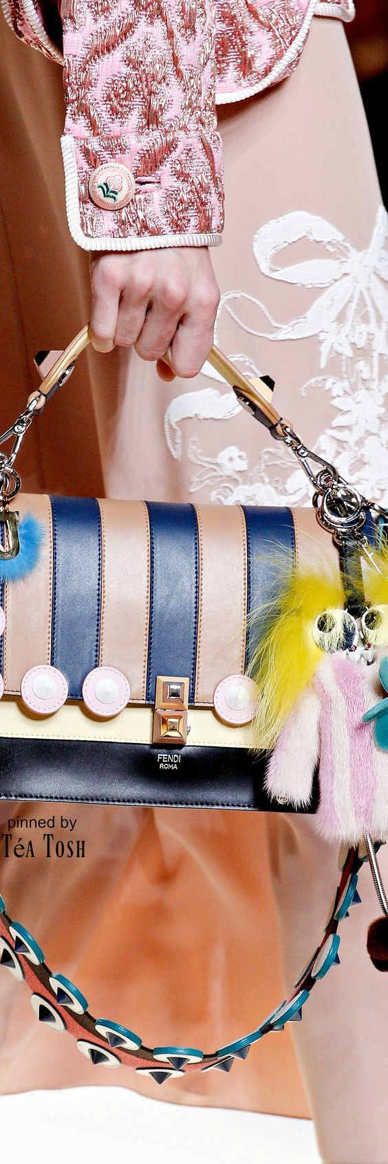 Fendi spring summer 2015 runway bag collection spotted fashion - Fendi Spring 2017 Ready To Wear Accessories Photos Vogue