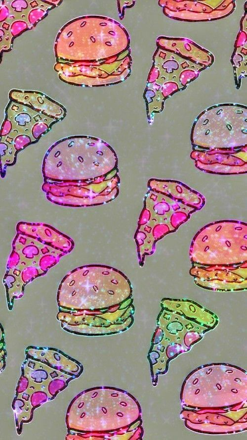 neon glittery 💖food, made by me ilovefood food pizza wallpapersneon glittery 💖food, made by me ilovefood food pizza wallpapers colorful