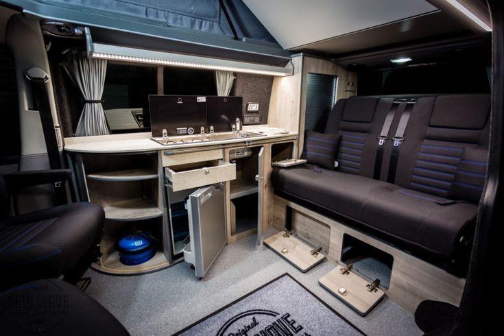 Sprinter Camper Van >> VW T5 & T6 Camper Conversion Packages | Transporter ...