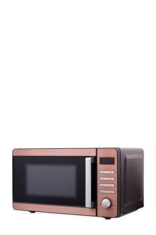 Buy Copper Effect 20L Microwave from the Next UK online shop