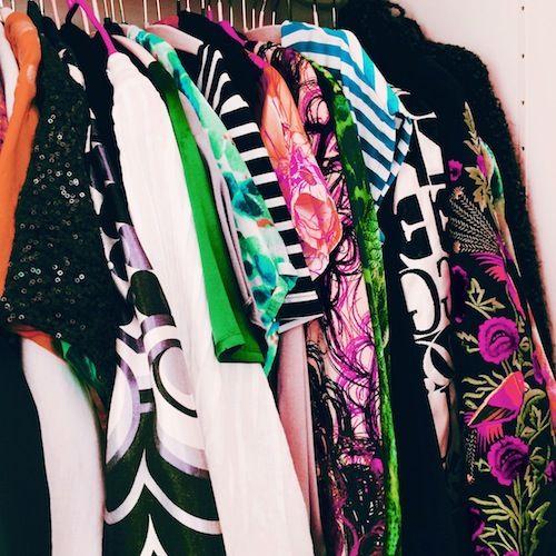 Schönes aus zweiter Hand: Vintage- und Second-Hand-Mode online kaufen. | Texterella