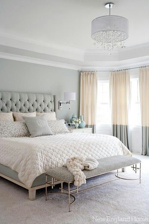headboard tuffed | Tufted headboard | Shabby Chic
