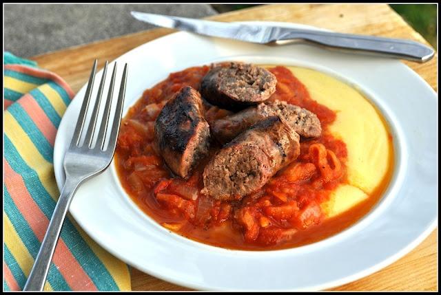 Boerewors, Pap en Sous (For a S. African Braai aka barbecue)