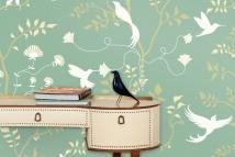 Lost Bird DesignBirdelicious - Turquoise