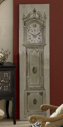 Canvas Grandfather Clock From Seventh Avenue 174 A Unique