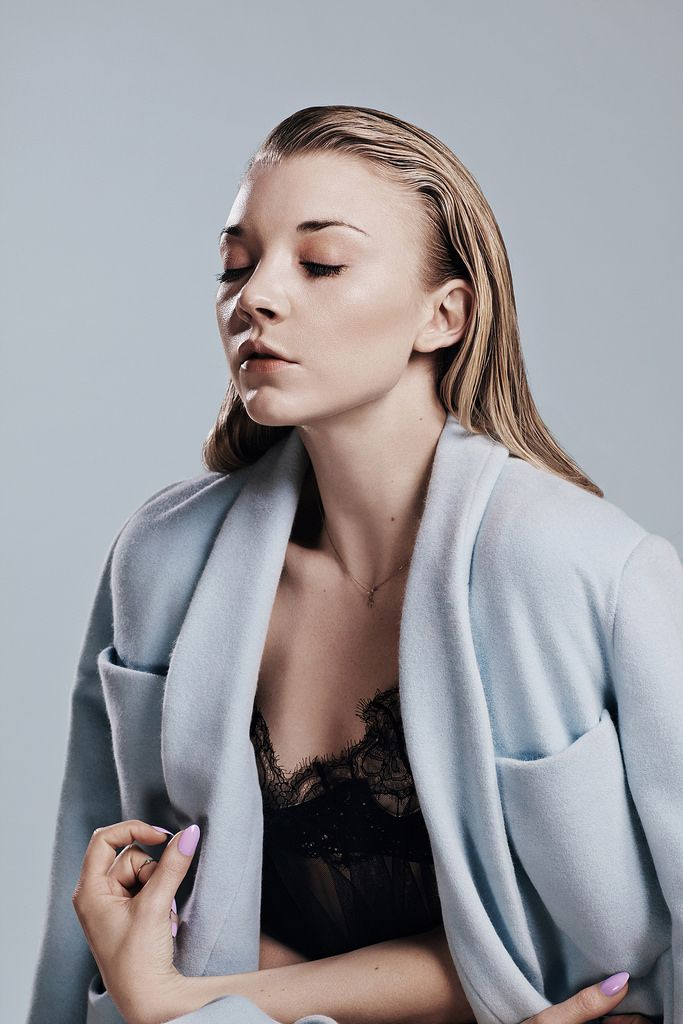Natalie Dormer «L'Officiel» IT 2013