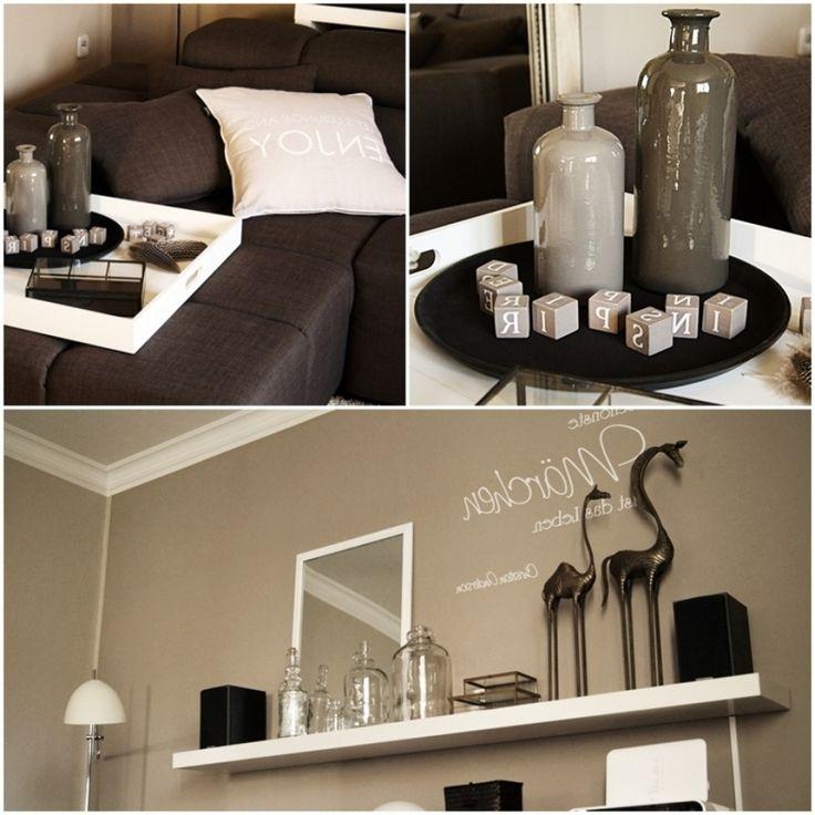 320 best Wohnzimmer deko images on Pinterest | Bonus room decorating ...