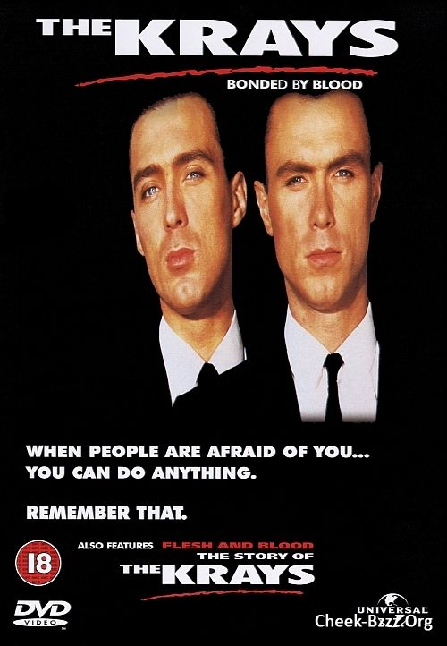 The Krays is a 1990 British drama film based on the lives and crimes of the English gangsters and twins Ronald and Reginald Kray, often referred to as The Krays. The film charts the lives of the Krays from childhood, paying particular attention to how they were very close to their doting mother (Whitelaw) and also the relationship between the twins, with Ronald the more dominant and violent twin Reginald committing acts of violence primarily at the behest of his brother.