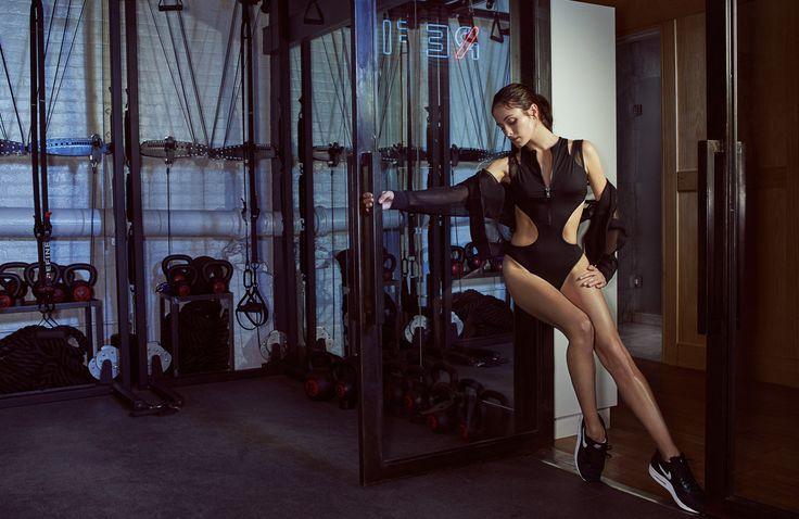 A Star Ballerina's Workout Takes Center Stage - Melanie Hamrick-Wmag